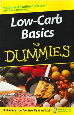 Low-Carb Basics for Dummies