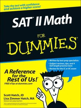 Sat II Math for Dummies