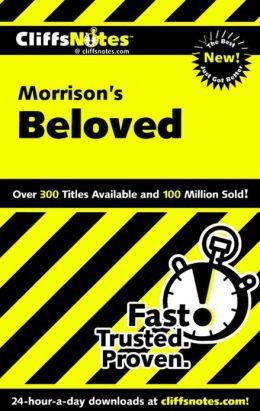 CliffsNotes on Morrison's Beloved