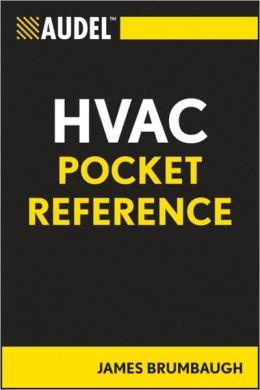 Audel HVAC Pocket Reference