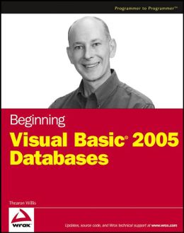 Beginning Visual Basic 2005 Databases