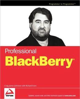 Professional BlackBerry