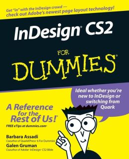 InDesign CS2 For Dummies