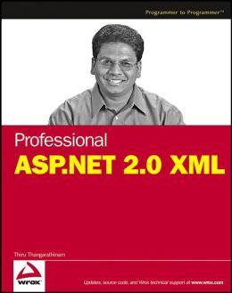 Professional ASP.NET 2.0 XML