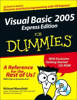 Visual Basic 2005 Express Edition For Dummies