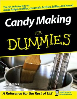 Candy Making For Dummies