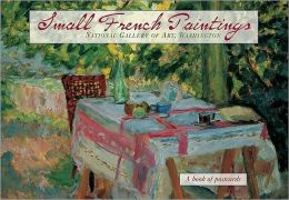 Small French Paintings: Book of Postcards