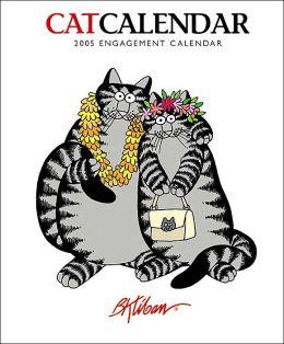 2005 Kliban Cat Engagement Calendar