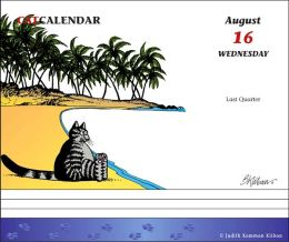 2006 Kliban Cat Box Calendar