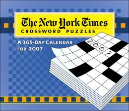 2007 The New York Times Crossword Puzzles