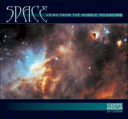 2007 Space Wall Calendar: Views from the Hubble Telescope