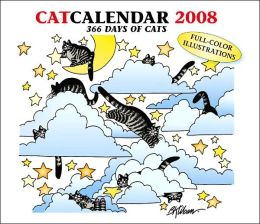 2008 CatCalendar: 366 Days of Cats B. Kliban Box Calendar