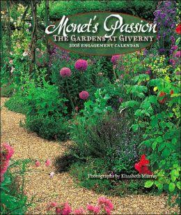 2008 Monet Passion Engagement Calendar