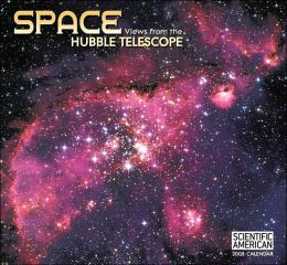 2008 Space: Views from the Hubble Telescope Wall Calendar