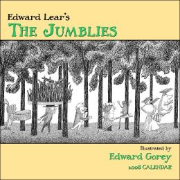 2008 Gorey: Edward Lear's - The Jumblies Mini Wall Calendar