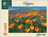 Poppies 1000 Piece Jigsaw Puzzle