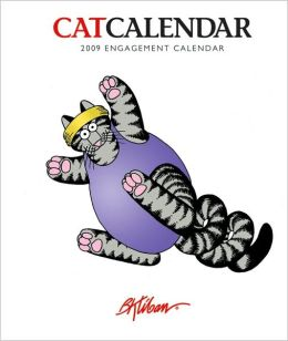 2009 CatCalendar: B.Kliban Engagement Calendar