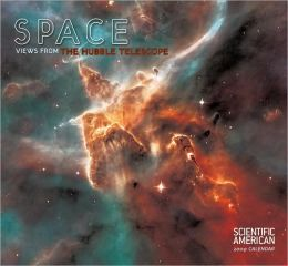 2009 Space: Views from the Hubble Telescope Wall Calendar