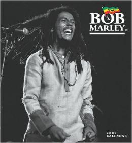 2009 Bob Marley Wall Calendar