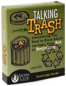 Talking Trash Quiz Deck
