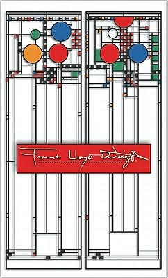 Frank Lloyd Wright Note Pad