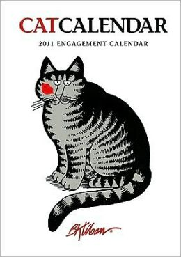 2011 Kliban Catcalendar Engagement Calendar
