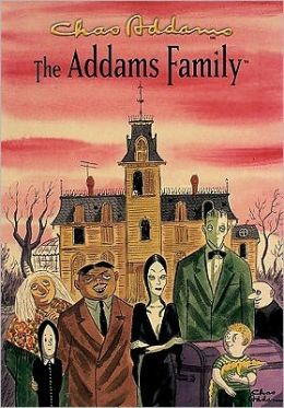 Addams Family 5 X 7 Notepad