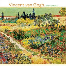2012 Van Gogh Mini Wall Calendar