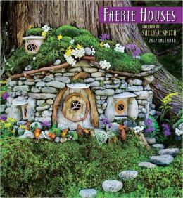 2012 Faerie Houses Wall Calendar