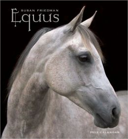2012 Susan Friedman: Equus Wall Calendar
