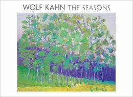 Wolf Kahn Boxed Note Cards
