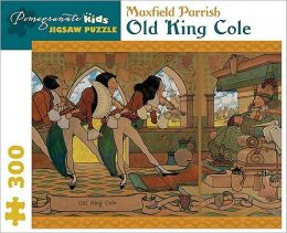 Old King Cole Jigsaw Puzzle 300 Piece