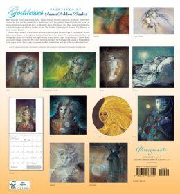 2014 Boulet/Goddesses Wall Calendar