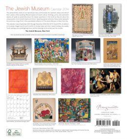 2014 The Jewish Museum Wall Calendar
