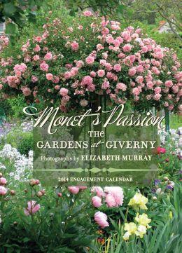 2014 Monet'S Passion Engagement Calendar