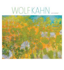 2015 Wolf Kahn Wall Calendar