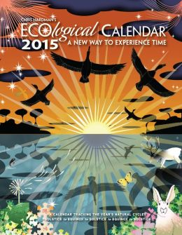 Chris Hardman's Ecological 2015 Calendar
