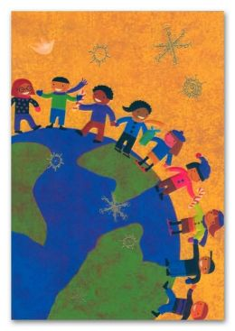 Unicef Kids Around The World Boxed Card