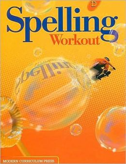 Spelling Workout