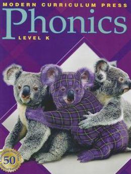 Plaid Phonics : Level K