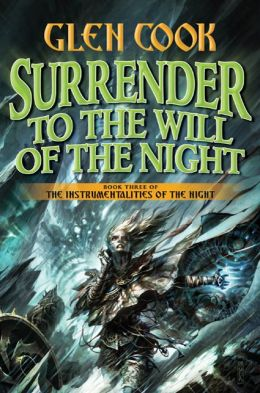 Surrender to the Will of the Night (Instrumentalities of the Night Series #3)