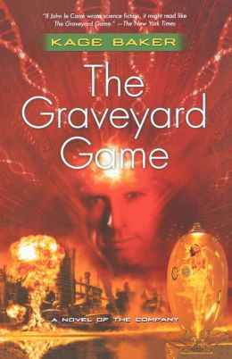 The Graveyard Game (The Company Series #4)