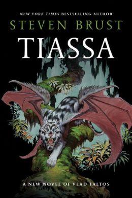 Tiassa (Vlad Taltos Series #13)
