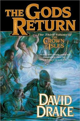 The Gods Return (Crown of the Isles Series #3)