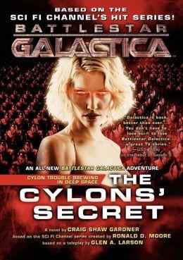 Cylons' Secret: A Battlestar Galactica Novel
