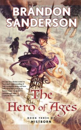 The Hero of Ages (Mistborn Series #3)