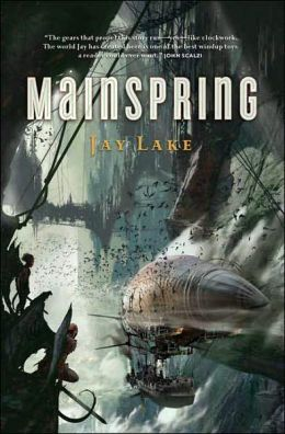 Mainspring (Clockwork Earth Series #1)