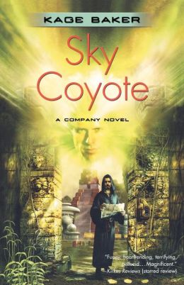 Sky Coyote (The Company Series #2)