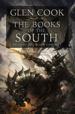 Books of the South: Shadow Games, Dreams of Steel, The Silver Spike
