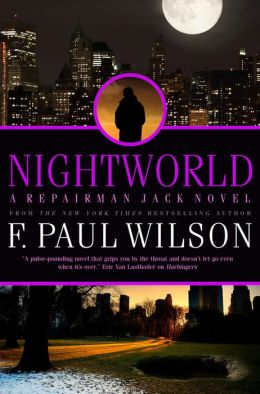 Nightworld (Adversary Cycle Series #6)